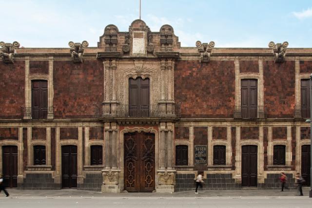 Resultado de imagen para Museo de la Ciudad de México
