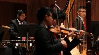Concierto navideño con la Orquesta Sinfónica Juvenil Ollin Yoliztli