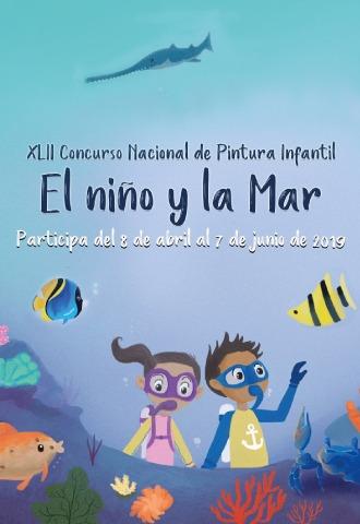 Xlii Concurso Nacional De Pintura Infantil El Nino Y La Mar