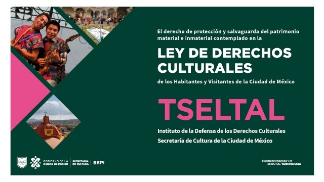 Tseltal Cartilla de Derechos Culturales