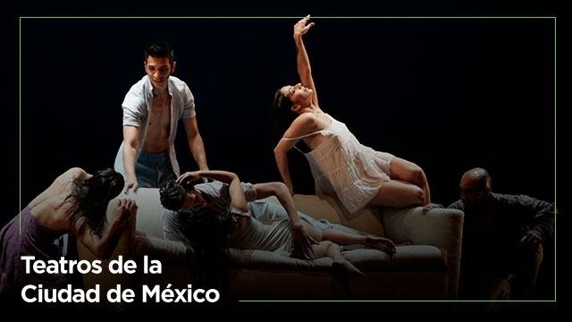 Teatros de la Ciudad de México